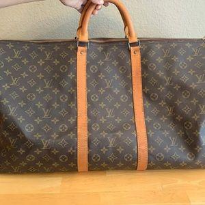 ❌SOLD ❌Louis Vuitton Keepall 60